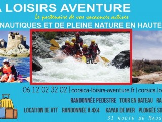 Corsica Loisirs Aventure - Terre & Mer - Cap Corse Capicorsu