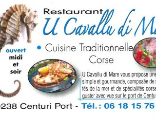 U Cavallu Di Mare - Cap Corse Capicorsu