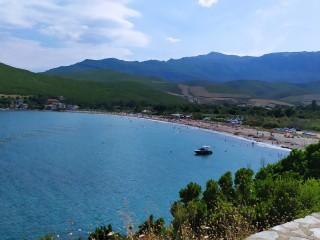 Plage de Pietracorbara - Cap Corse Capicorsu