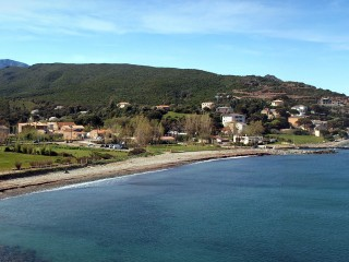 Plage de Sisco - Cap Corse Capicorsu