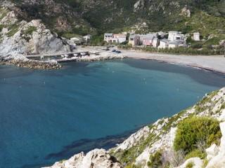 Plage de Giottani - Barrettali - Cap Corse Capicorsu