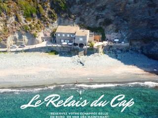 Le Relais du Cap - Marine de Negru - Cap Corse Capicorsu
