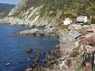 Plage Marine de Scalu - Cap Corse Capicorsu