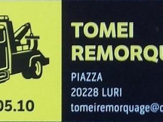 Tomei Remorquage - Luri - Cap Corse Capicorsu