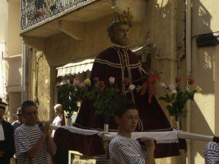 La Prud\'homie de Gruissan et la fête de la Saint-Pierre