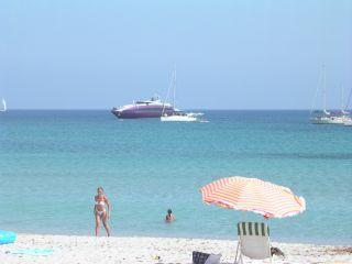 Baie de Tamarone - (Accès PMR) - Cap Corse Capicorsu