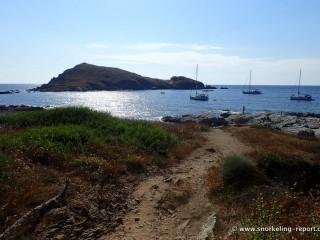 Plage de l'Îlot - Centuri - Cap Corse Capicorsu
