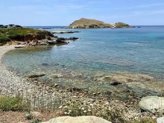 Plage de l\'Îlot - Centuri - Cap Corse Capicorsu