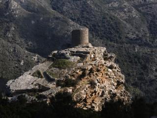 Tour de Sénèque - Col de Ste Lucie - Cap Corse Capicorsu