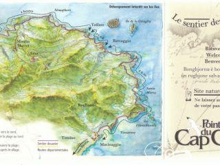 Le Sentier des Douaniers - Cap Corse Capicorsu