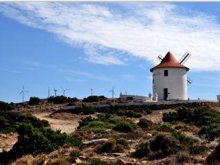 Les Moulins du Cap Corse