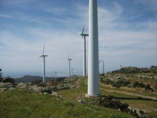 Les Eoliennes du Cap Corse