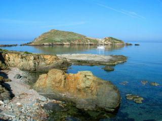L'ilot de Capense - Réserve Naturelle des Iles du  Cap Corse