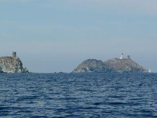 Tour de la Giraglia - Barcaggio - Cap Corse Capicorsu