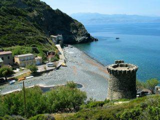 Tours génoises du Cap Corse : Tour de Negru - Olmeta di Capocorso