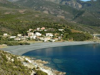 Plage d' Albo - Cap Corse Capicorsu
