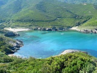 Golfe d'Alisu - Morsiglia - Cap Corse Capicorsu