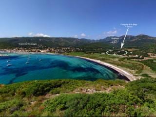 U Stazzu* - Camping de la Plage - Macinaggio - Cap Corse