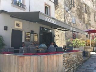 U Scalu Bar - Erbalunga - Cap Corse Capicorsu