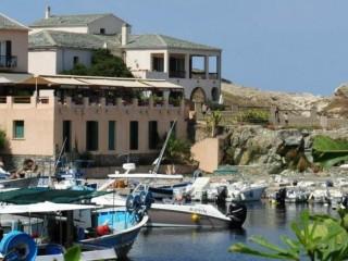 La Jetée, port de Centuri