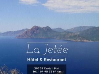 La Jetée - Port de Centuri - Cap Corse Capicorsu