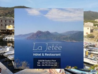La Jetée - Centuri - Cap Corse Capicorsu