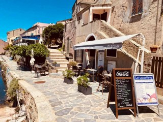 Bar - Glacier - Snack Le Sporting - Centuri - Cap Corse Capicorsu
