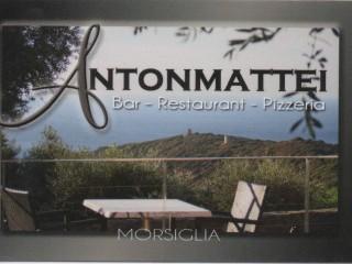 Bar Antonmattei - Petite restauration - Cap Corse Capicorsu