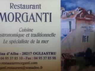 Chez Morganti - Albu - Cap Corse Capicorsu