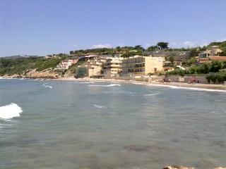 La plage de la Gorguette