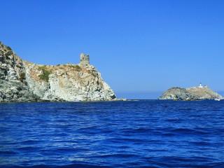 Pointe d\'Agnello - Rogliano - Cap Corse Capicorsu