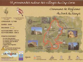 Cap Corse Inconnu : Au bord du temps - Rogliano